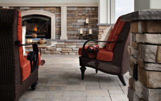 outdoor fire table propane